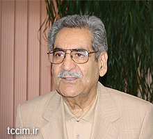 رئیس کمیسیون کشاورزی و صنایع تبدیلی اتاق تهران - شاهرخ ظهیری