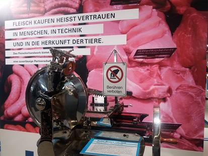 نمایشگاه IFFA فرانکفورت 14