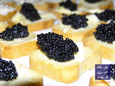 Caviar - خاویار - khavyar 4